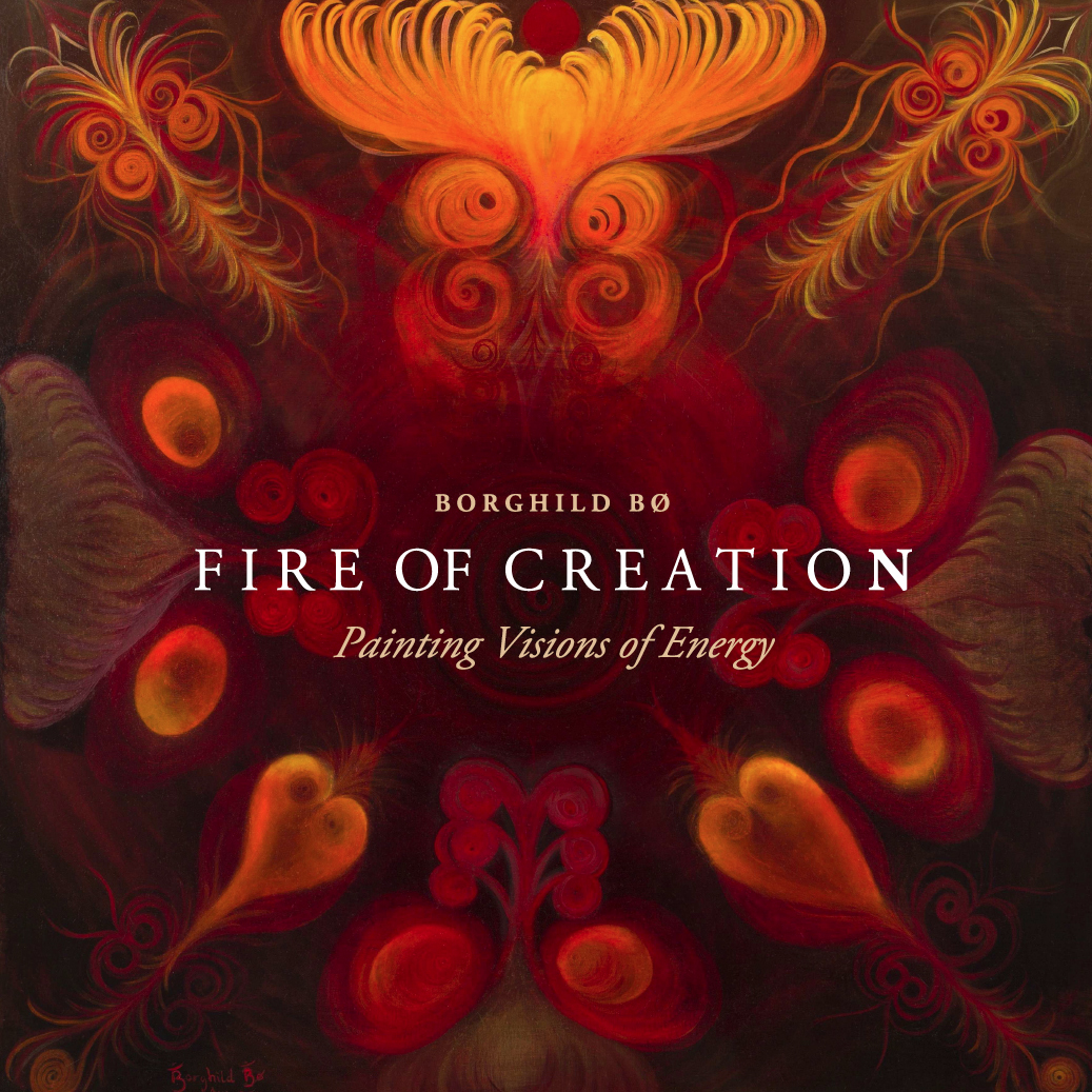 Fire of Creation – Painting Visions of Energy